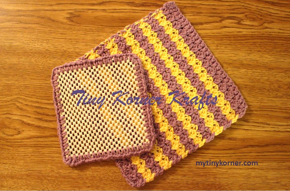 Kitchen Gift Set In Purple Yellow Amp More Includes 9 Pieces