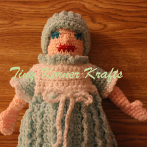 Old Fashioned Baby Doll